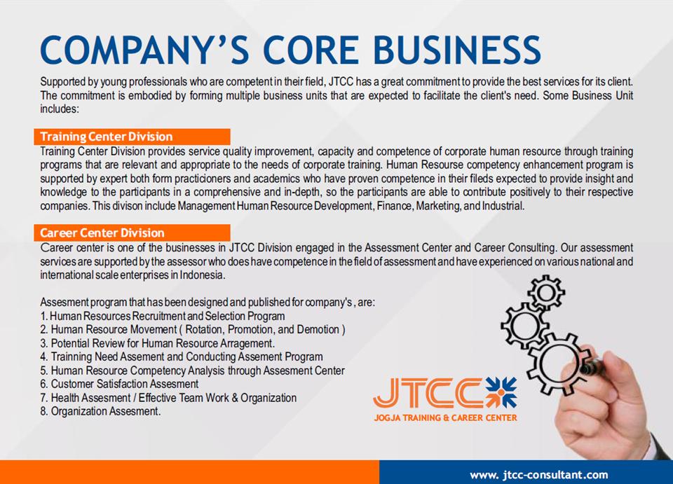 hrd competencies in health industry